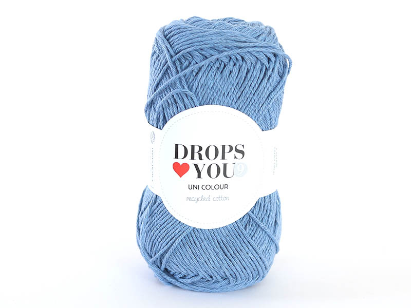 Acheter Drops loves you 9 - Coton - 115 blue jeans - 0,85€ en ligne sur La Petite Epicerie - Loisirs créatifs
