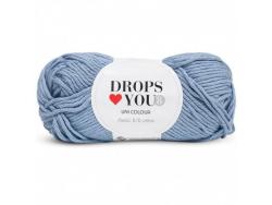 Acheter Drops loves you 8 - Coton - 06 bleu jeans clair - 1,05€ en ligne sur La Petite Epicerie - Loisirs créatifs