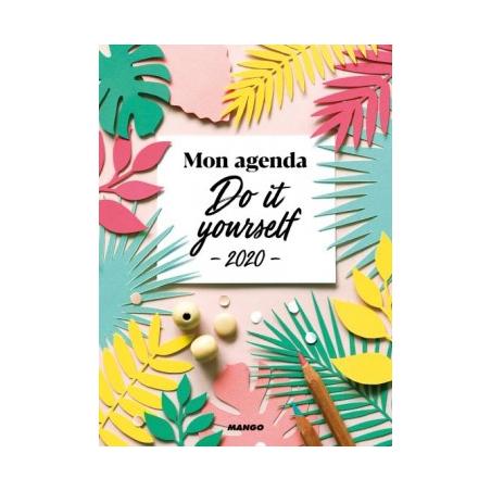 Acheter Mon agenda Do it yourself - 14,95€ en ligne sur La Petite Epicerie - Loisirs créatifs