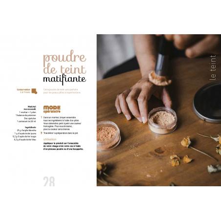 Acheter Je fabrique mon maquillage - Nathalie Ramanantsoa - 9,95€ en ligne sur La Petite Epicerie - Loisirs créatifs