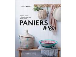 Acheter Paniers & Cie - Tabara N'Diaye - 15,90€ en ligne sur La Petite Epicerie - Loisirs créatifs