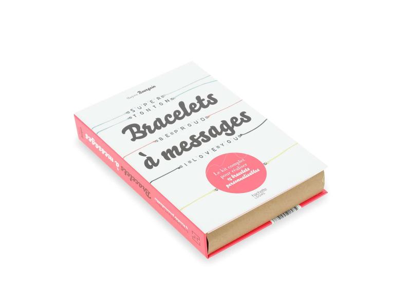 Acheter Coffret Bracelets à messages - 12,99€ en ligne sur La Petite Epicerie - Loisirs créatifs