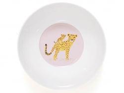Acheter Bol léopard en mélamine - ocre - 7,49€ en ligne sur La Petite Epicerie - Loisirs créatifs