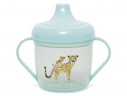 Acheter Tasse à bec léopards - bleu - 6,69€ en ligne sur La Petite Epicerie - Loisirs créatifs