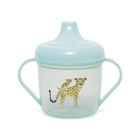 Acheter Tasse à bec léopards - bleu - 6,69€ en ligne sur La Petite Epicerie - 100% Loisirs créatifs