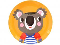 Acheter Assiette plate en mélamine - koala - 6,59€ en ligne sur La Petite Epicerie - Loisirs créatifs