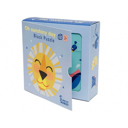 Acheter Puzzle 9 pièces en bois - Oh sunshiny day - 14,99€ en ligne sur La Petite Epicerie - 100% Loisirs créatifs