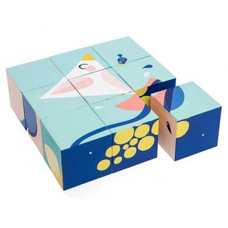 Acheter Puzzle 9 pièces en bois - Oh sunshiny day - 14,99€ en ligne sur La Petite Epicerie - Loisirs créatifs