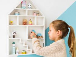 Acheter Set de 9 maisons en bois - Suzy's City - 30,99€ en ligne sur La Petite Epicerie - 100% Loisirs créatifs