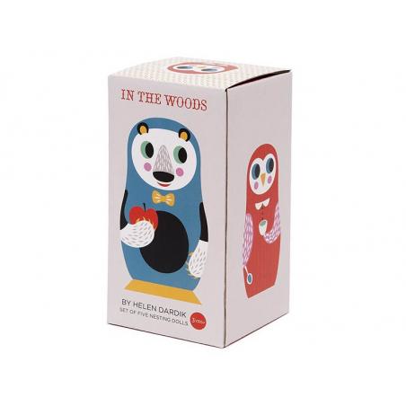 Acheter Poupées gigognes en bois - In the Woods - 22,29€ en ligne sur La Petite Epicerie - Loisirs créatifs