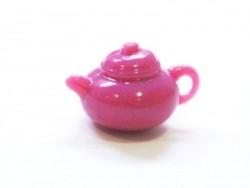 Acheter Théière rose pale - pour vitrines miniatures et bijoux gourmands - 0,59€ en ligne sur La Petite Epicerie - 100% Lois...