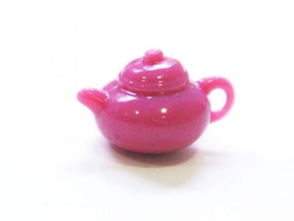 Pale Pink Teapot