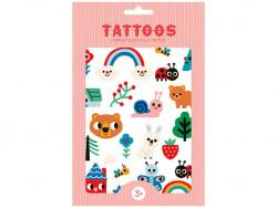 Acheter Planches de tatouages - Nature - 7,59€ en ligne sur La Petite Epicerie - Loisirs créatifs