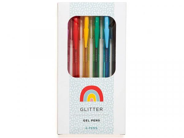 Acheter Lot de 6 stylos gel à paillettes - 10,39€ en ligne sur La Petite Epicerie - Loisirs créatifs
