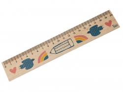 Acheter Règle en bois - 20 cm - 4,19€ en ligne sur La Petite Epicerie - Loisirs créatifs