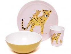 Acheter Tasse à bec léopards - orchidée - 6,69€ en ligne sur La Petite Epicerie - 100% Loisirs créatifs