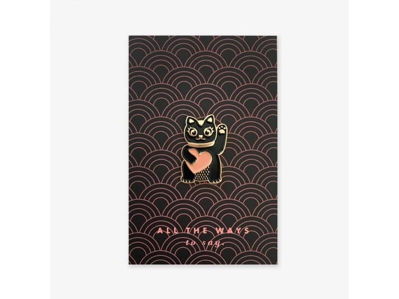 Acheter Pin's Lucky Cat - ATWS - 8,99€ en ligne sur La Petite Epicerie - Loisirs créatifs