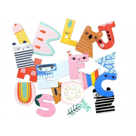 Acheter Lettre décorative en bois - D - 2,19€ en ligne sur La Petite Epicerie - 100% Loisirs créatifs