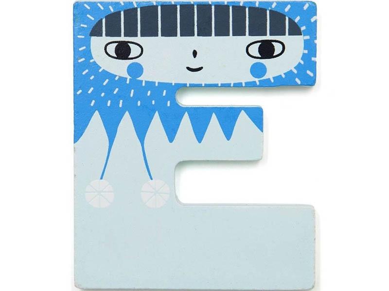 Acheter Lettre décorative en bois - E - 2,19€ en ligne sur La Petite Epicerie - Loisirs créatifs