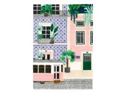 Acheter Carte aquarelle - Lisboa - 3,99€ en ligne sur La Petite Epicerie - 100% Loisirs créatifs