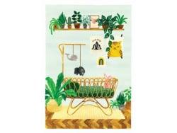 Acheter Carte aquarelle - Chambre d'enfant - 3,99€ en ligne sur La Petite Epicerie - 100% Loisirs créatifs