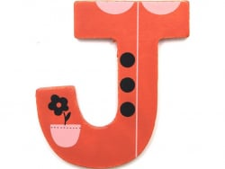 Acheter Lettre décorative en bois - J - 2,19€ en ligne sur La Petite Epicerie - Loisirs créatifs