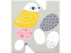 Acheter Lettre décorative en bois - N - 2,19€ en ligne sur La Petite Epicerie - Loisirs créatifs