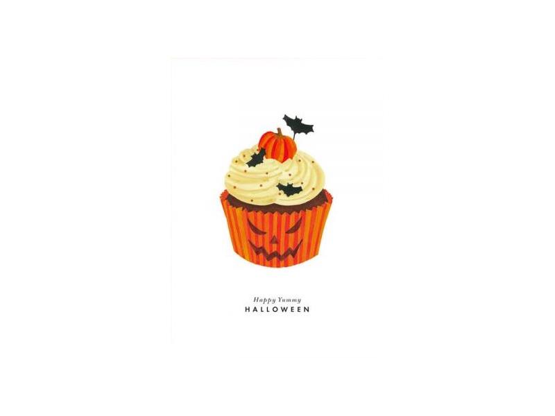 Acheter Carte aquarelle - Yummy halloween - 3,99€ en ligne sur La Petite Epicerie - Loisirs créatifs