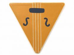 Acheter Lettre décorative en bois - V - 2,19€ en ligne sur La Petite Epicerie - Loisirs créatifs