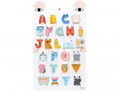 Acheter Lettre décorative en bois - W - 2,19€ en ligne sur La Petite Epicerie - Loisirs créatifs
