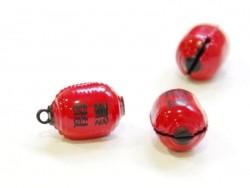 1 grelot -pendentif  lampion chinois