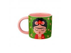 Acheter Mug Frida Kahlo en porcelaine - Sass and Belle - 9,99€ en ligne sur La Petite Epicerie - Loisirs créatifs