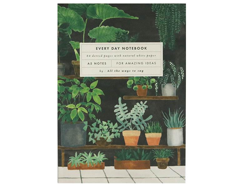Acheter Carnet A5 - Plant shop - ATWS - 7,99€ en ligne sur La Petite Epicerie - Loisirs créatifs