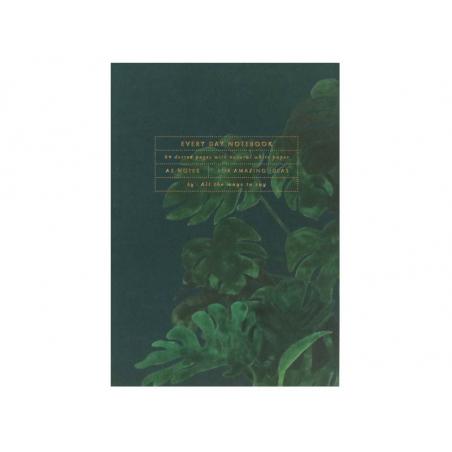 Acheter Carnet A5 - Monstera - ATWS - 7,99€ en ligne sur La Petite Epicerie - Loisirs créatifs