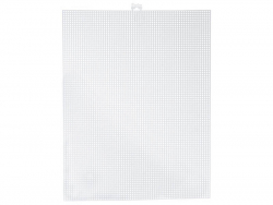 Acheter Canevas plastique Bargello - Blanc - 26,5 x 34 cm - 2,99€ en ligne sur La Petite Epicerie - Loisirs créatifs