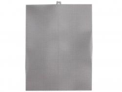 Acheter Canevas plastique Bargello - Gris - 26,5 x 34 cm - 2,99€ en ligne sur La Petite Epicerie - Loisirs créatifs