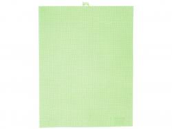Acheter Canevas plastique Bargello - Vert néon - 26,5 x 34 cm - 2,99€ en ligne sur La Petite Epicerie - Loisirs créatifs