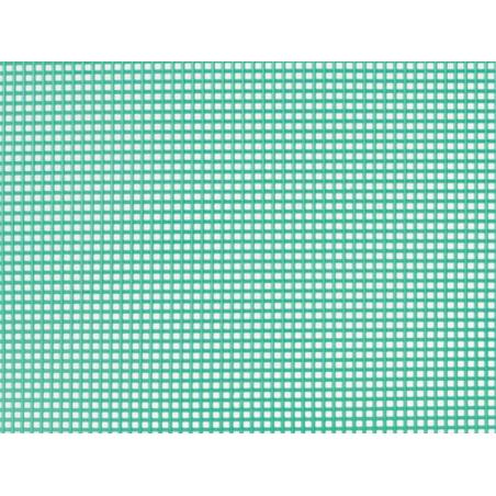 Acheter Canevas plastique Bargello - Vert - 26,5 x 34 cm - 2,99€ en ligne sur La Petite Epicerie - 100% Loisirs créatifs