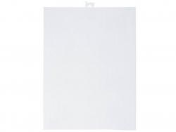 Acheter Canevas plastique Bargello - Transparent - 21 x 27,9 cm - 2,99€ en ligne sur La Petite Epicerie - Loisirs créatifs