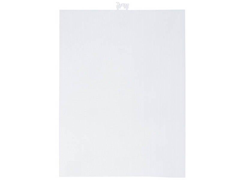Acheter Canevas plastique Bargello - Transparent - 21 x 27,9 cm - 2,99€ en ligne sur La Petite Epicerie - 100% Loisirs créatifs