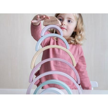 Acheter Arc en ciel en bois - Little Dutch - 19,99€ en ligne sur La Petite Epicerie - Loisirs créatifs