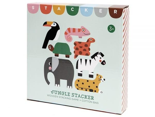Acheter Jeu à empiler - les animaux de la jungle - 24,99€ en ligne sur La Petite Epicerie - Loisirs créatifs