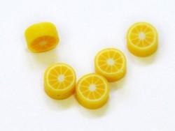 Acheter 20 perles citron en pâte fimo - modelage - 1,99€ en ligne sur La Petite Epicerie - 100% Loisirs créatifs