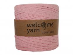 Acheter Grande bobine de fil trapilho - rose dragée à chevrons blancs - 7,90€ en ligne sur La Petite Epicerie - 100% Loisirs...