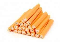 Acheter Cane ourson orange fluo - en pâte fimo - 0,99€ en ligne sur La Petite Epicerie - 100% Loisirs créatifs