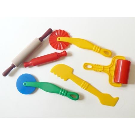 Acheter 6 outils de modelage - 7,50€ en ligne sur La Petite Epicerie - 100% Loisirs créatifs