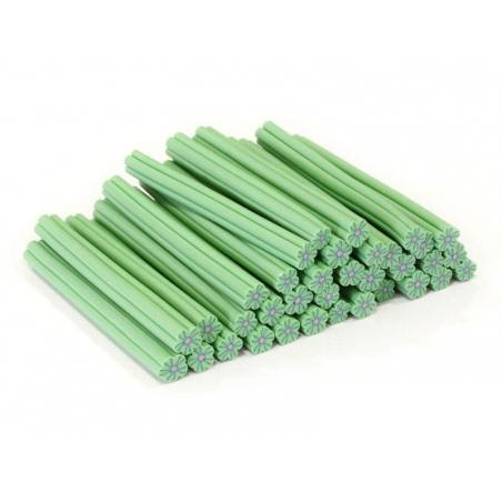 Flower cane - light green