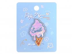 """Acheter Patch thermocollant - Glace """"sweet"""" - 2,99€ en ligne sur La Petite Epicerie - 100% Loisirs créatifs"""