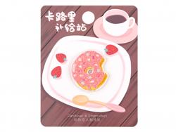 Acheter Patch thermocollant - Donut - 2,99€ en ligne sur La Petite Epicerie - 100% Loisirs créatifs