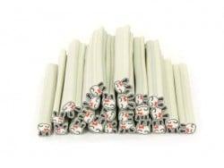 Acheter Cane lapine en pâte polymère - 0,49€ en ligne sur La Petite Epicerie - Loisirs créatifs
